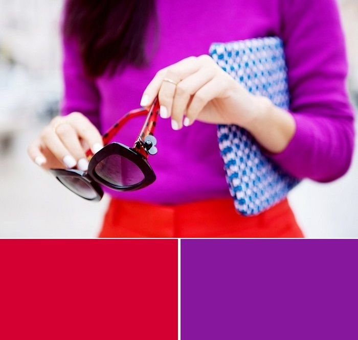 How To Use A Color Wheel To Create Wardrobe Combinations Invent
