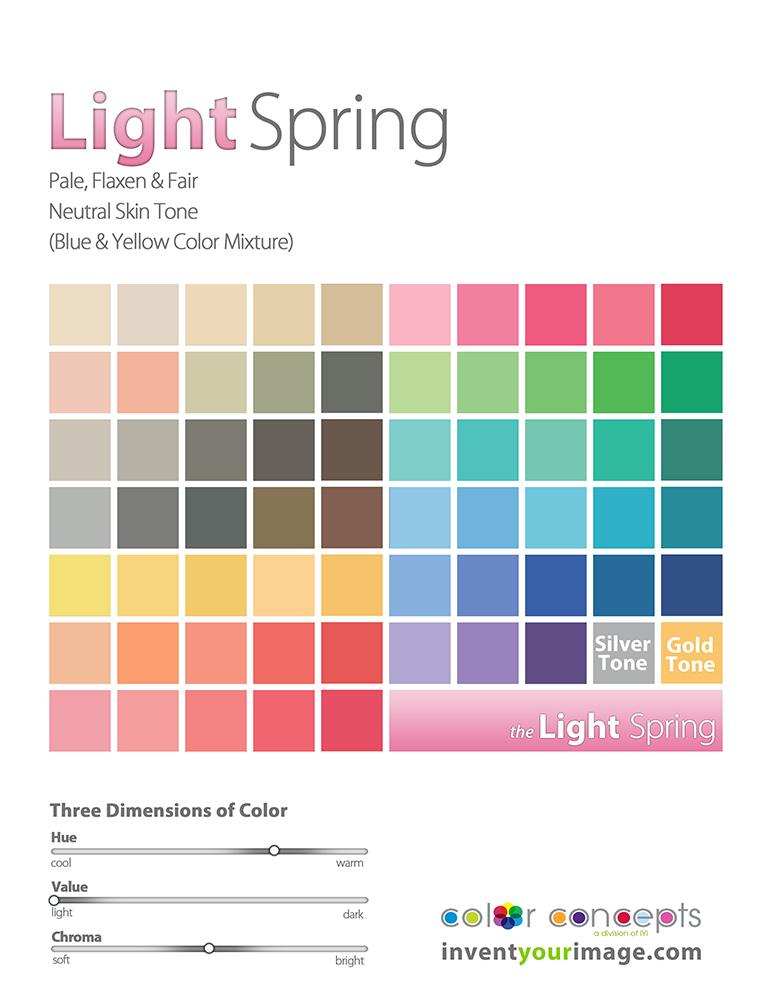 women light spring