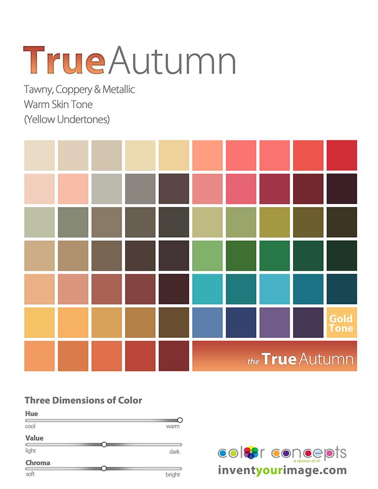 women true autumn