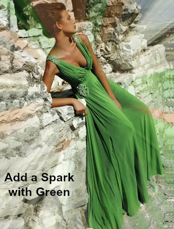 Add a Spark with Green