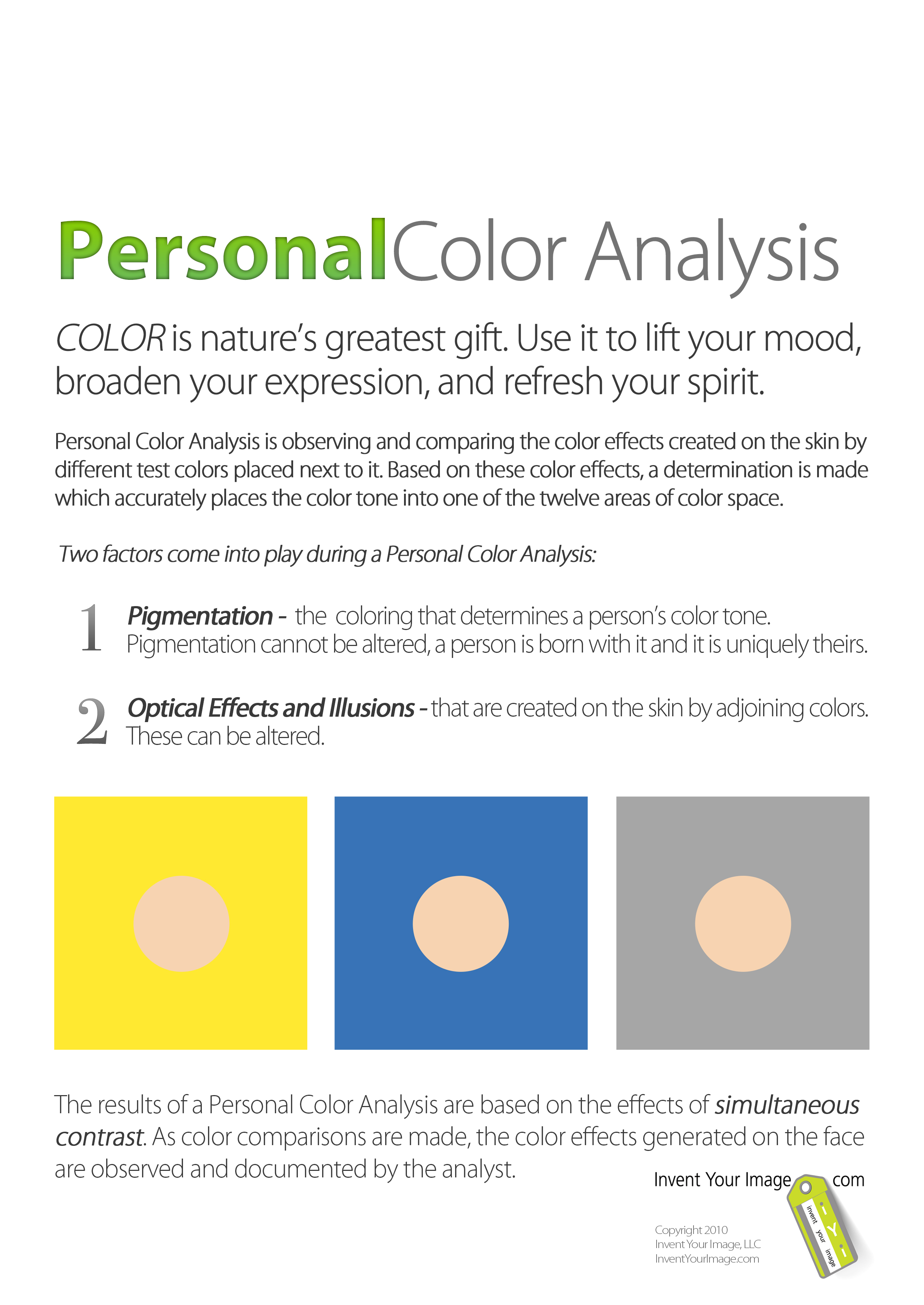 the effects of colors on mood essay Color psychology is concerned with the effects of color on mood, emotion, and behavior find information on the color psychology of green.