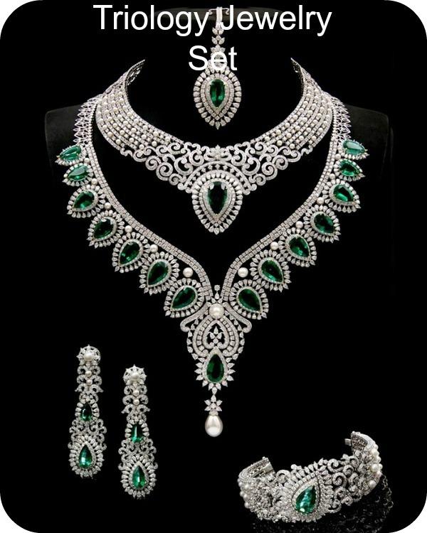 Triology Jewelry Set