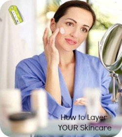 Layering skincare know how