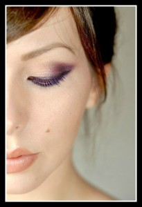 Purple Eye Shadow 2014
