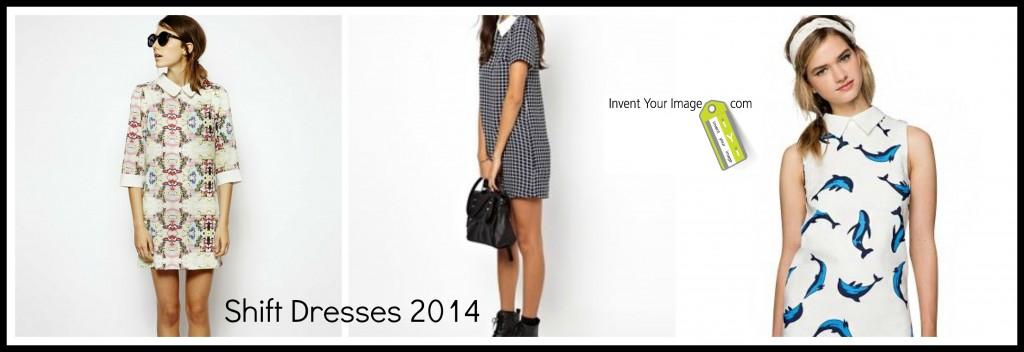 Shift Dresses 2014